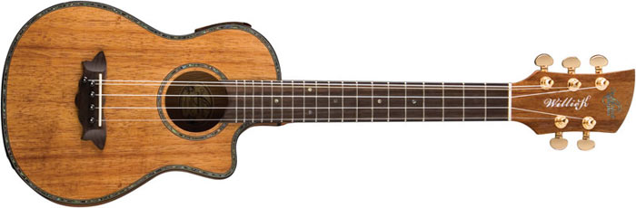 Willie K Ukulele