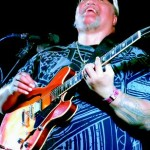 From blues to comedy, Willie K's weekly show at golf club is jam-packed